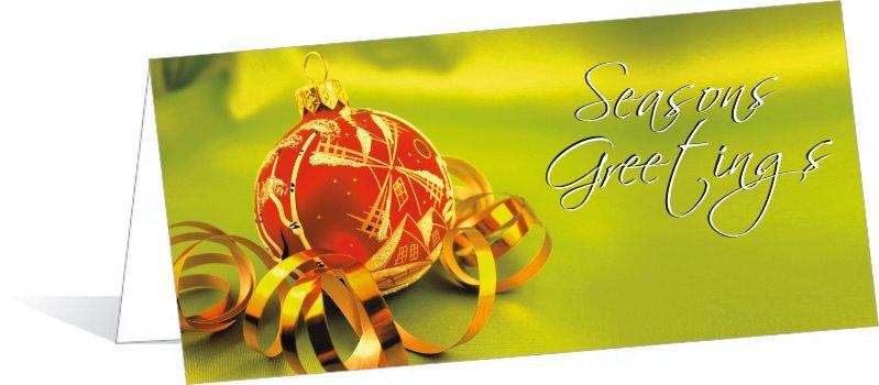 Christmas cards u design print and website solutions seasons greetings m4hsunfo